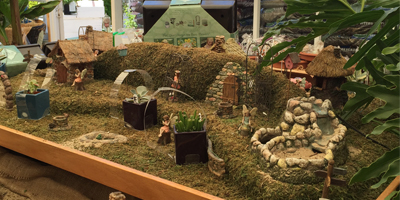 Drew's Garden has all of your fairy garden supplies